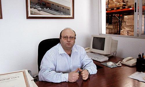 Francisco Fuertes - Gerente de Grupo Cipisa S.L.